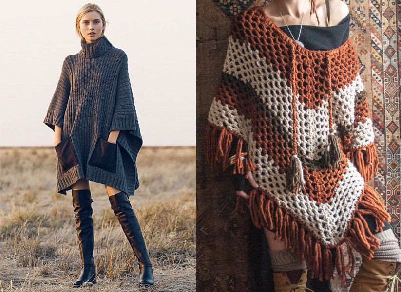 country-poncho