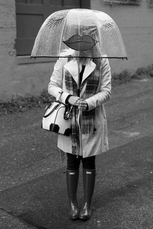 cum sa te imbraci in zilele ploioase