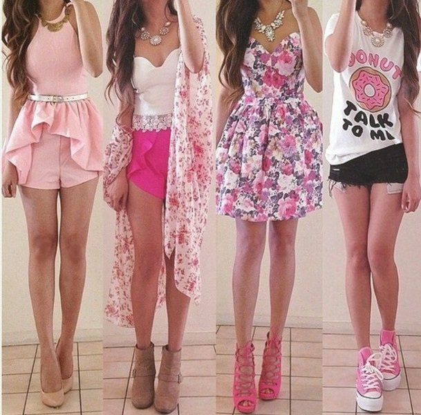 1gva6f-l-610x610-blouse-shoes-t+shirt-shirt-summer+outfits-shorts-skirt-sexy-pink-white-floral+shorts-floral+tank-romper--cardigan-jewels-crop+tops-pink+dress-converse-quote-clothes-fashion-cute-ja