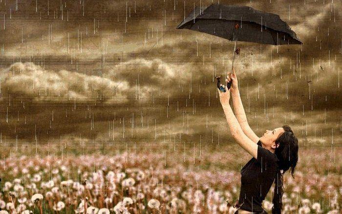machiajul zilelor ploioase
