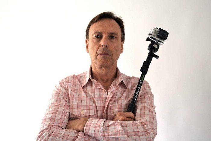 selfie-stickul