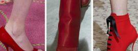 Pantofii rosii