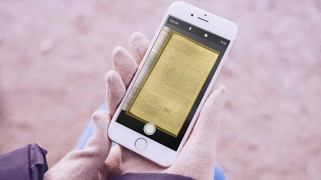 Scanati documente cu iPhone: cele mai bune aplicatii